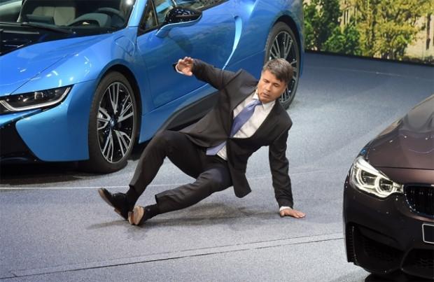 BMW CEO'sunun zor anları - Page 2