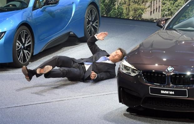 BMW CEO'sunun zor anları - Page 3