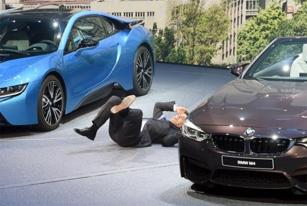 BMW CEO'sunun zor anları - Page 4