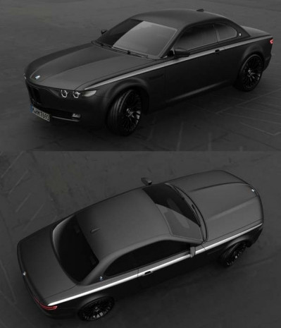 BMW E9 modernize edildi! - Page 1