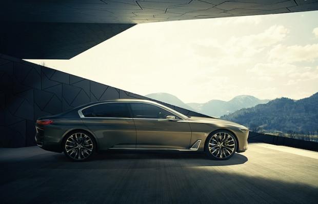 BMW Future Luxury değişik tasarımı ile dikkat çekiyor - Page 1