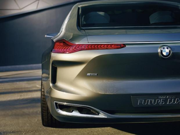 BMW Future Luxury değişik tasarımı ile dikkat çekiyor - Page 4