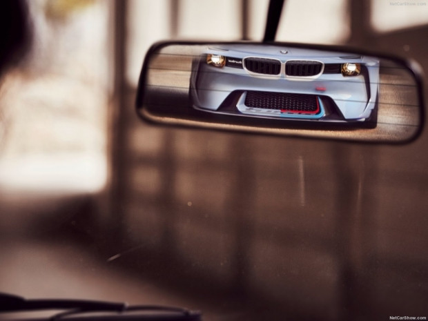 BMW Hommage Concept 2002, 2016 için yenilendi - Page 3