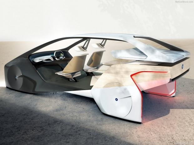 Karşınızda BMW i Inside Future konsept - Page 1