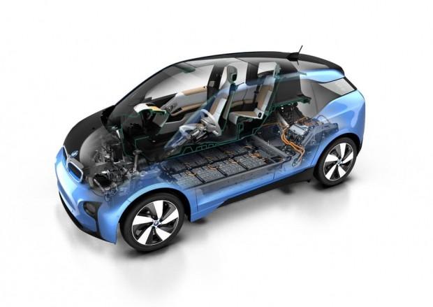 BMW i3'ün motor gücü desteklendi - Page 1