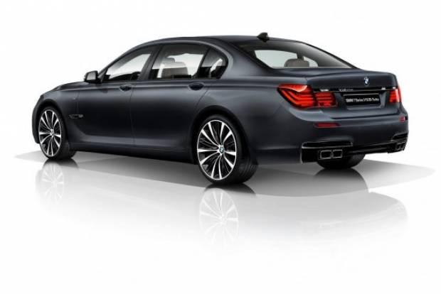 BMW Japonya'ya özel 7 serisi - Page 1