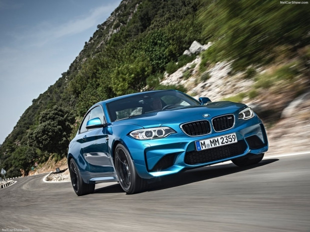 BMW M2 Coupe (2016) - Page 2