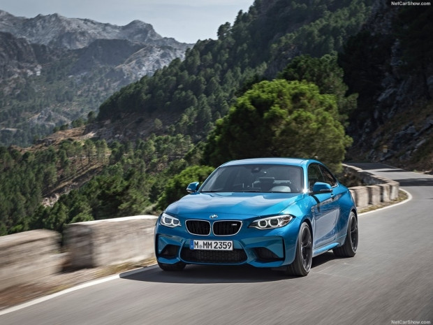 BMW M2 Coupe (2016) - Page 3