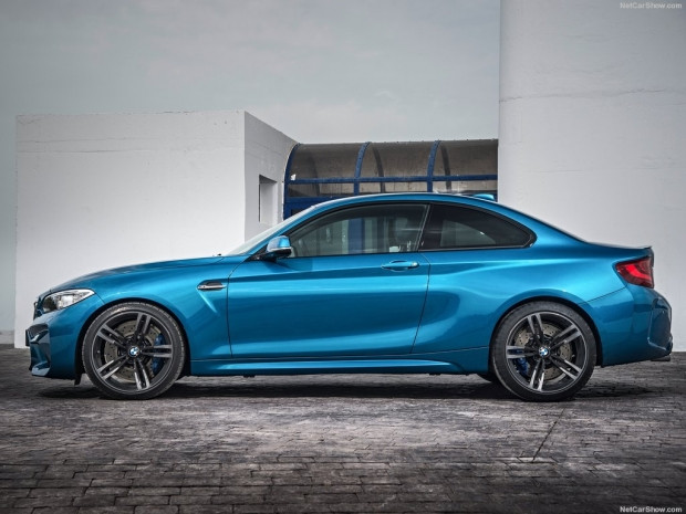 BMW M2 Coupe (2016) - Page 4