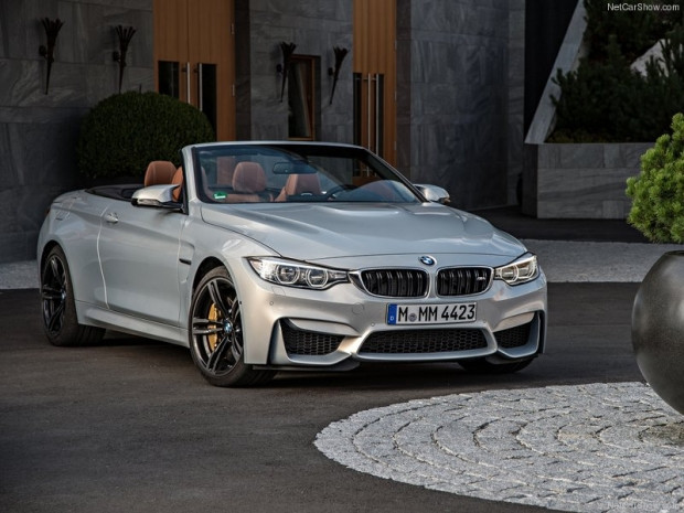 BMW M4 Convertible 2015 - Page 2