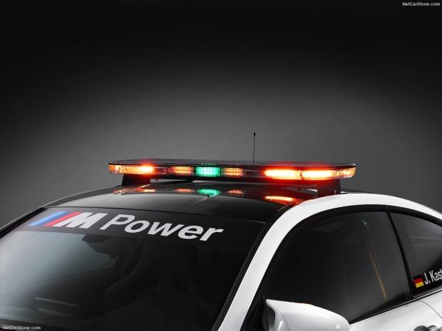BMW M4 GTS DTM Safety Car 2016'nın yeni polis aracı - Page 1