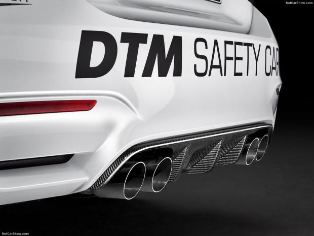 BMW M4 GTS DTM Safety Car 2016'nın yeni polis aracı - Page 2
