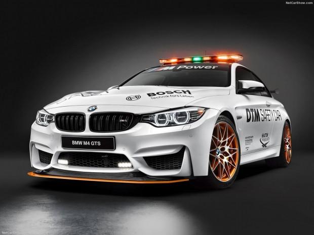 BMW M4 GTS DTM Safety Car 2016'nın yeni polis aracı - Page 3