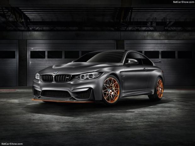 BMW M4 GTS Konsept (2015) - Page 3