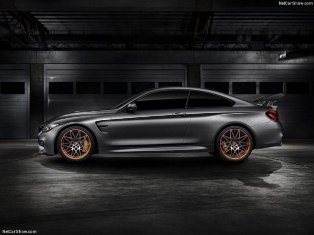 BMW M4 GTS Konsept (2015) - Page 4