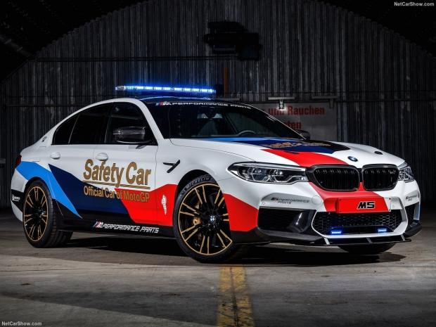 BMW M5 MotoGP Safety Car polis aracı - Page 2