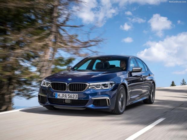 BMW M550i xDrive 2018 göründü - Page 1