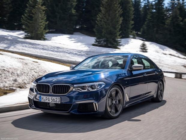 BMW M550i xDrive 2018 göründü - Page 2