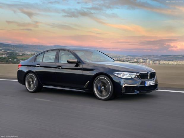 BMW M550i xDrive 2018 - Page 1