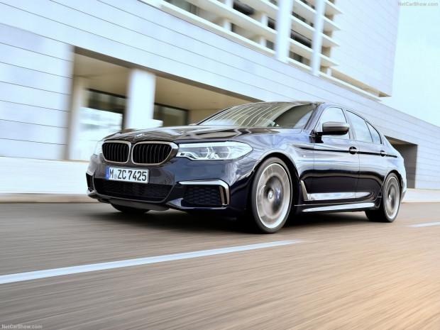 BMW M550i xDrive 2018 - Page 4