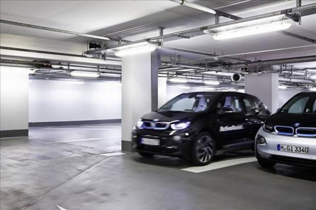 BMW park sorununu akıllı saatle çözüyor - Page 2