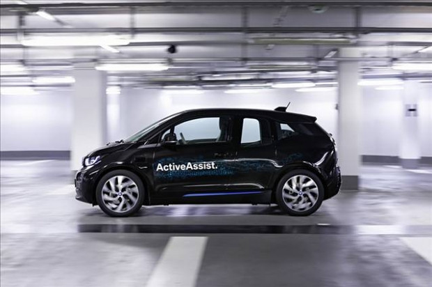 BMW park sorununu akıllı saatle çözüyor - Page 3