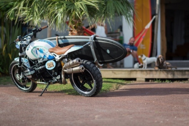 BMW tatil motorsikleti tasarladı - Page 1