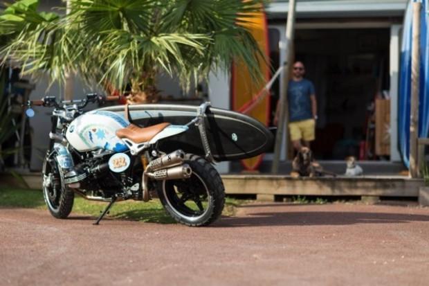 BMW tatil motorsikleti tasarladı - Page 2