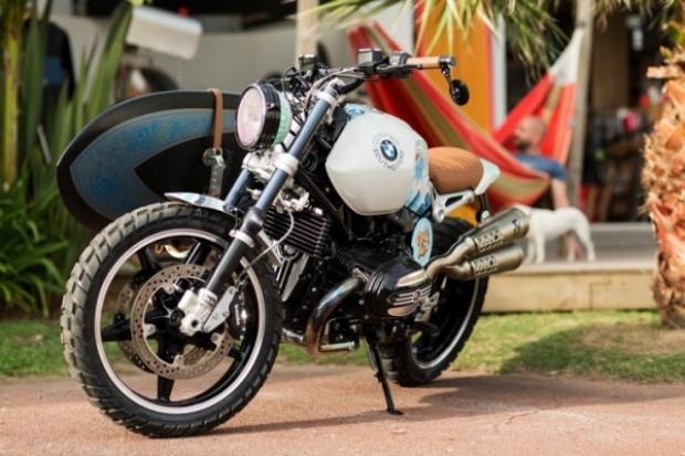 BMW tatil motorsikleti tasarladı - Page 3