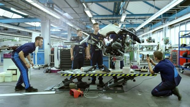 BMW uçan motorsikleti Hover Ride için kolları sıvadı - Page 3
