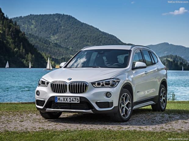 BMW X1 2016 için yenilendi - Page 1
