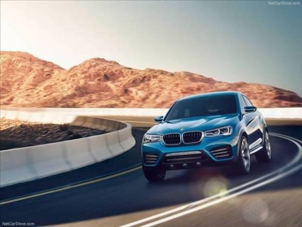 BMW X4 Concept hayranlarına göz kırptı! - Page 2