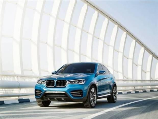 BMW X4 Concept hayranlarına göz kırptı! - Page 3