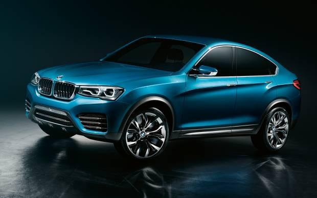 BMW yeni X4 ile karşınızda - Page 1