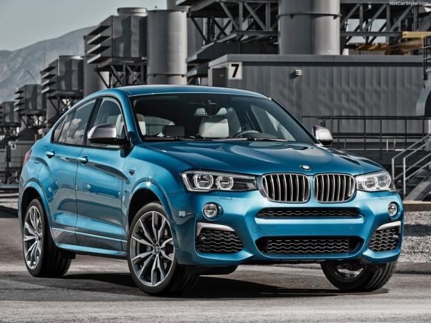 BMW X4 M40i (2016) - Page 1