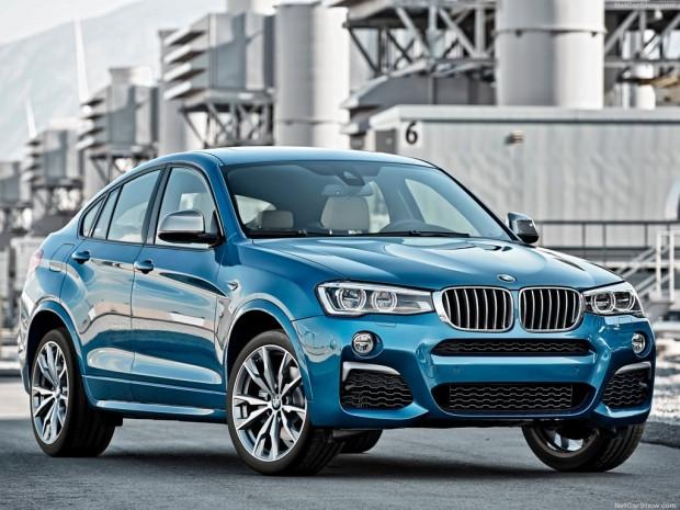 BMW X4 M40i (2016) - Page 2