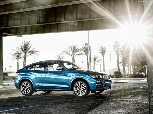 BMW X4 M40i (2016) - Page 3