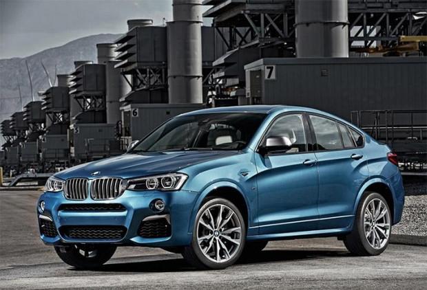 BMW X4 yeni motor seçeneği ile geliyor - Page 1