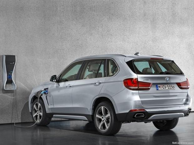 BMW X5 xDrive40e 2016 - Page 4