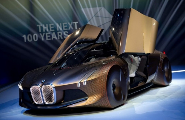BMW'den 100. yıla renk değiştiren otomobil - Page 2