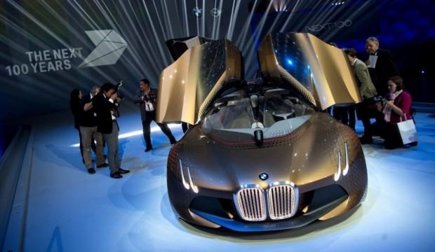 BMW'den 100. yıla renk değiştiren otomobil - Page 3