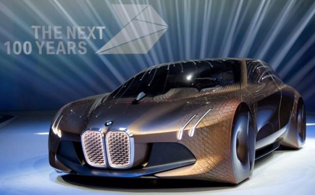 BMW'den 100. yıla renk değiştiren otomobil - Page 4