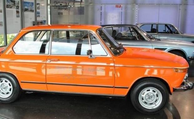 BMW'nin 43 yıl önce yaptığı elektrikli otomobil - Page 1