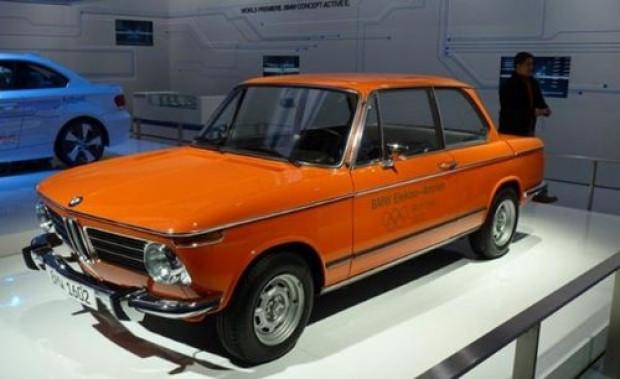 BMW'nin 43 yıl önce yaptığı elektrikli otomobil - Page 2