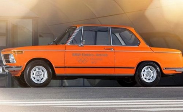 BMW'nin 43 yıl önce yaptığı elektrikli otomobil - Page 3