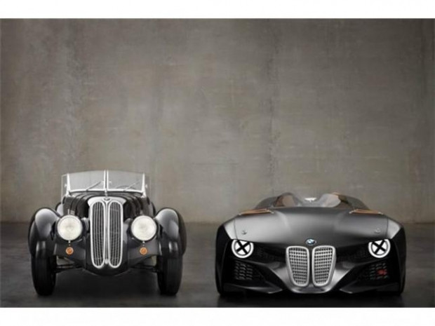 BMW'nin çılgın konsepti 328 Hommage - Page 4