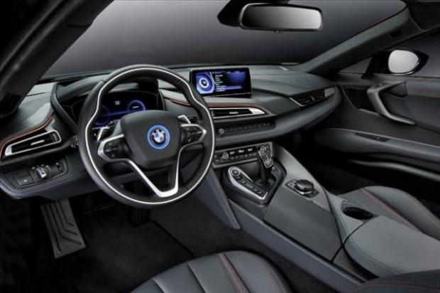 BMW'nin elektrikli sporcusu:  i8 Protonic Red Edition - Page 3