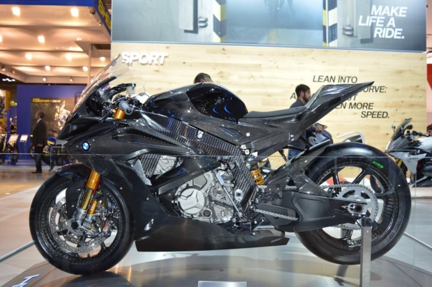 BMW'nin karbon fiber yarış motorsikleti HP4 - Page 2