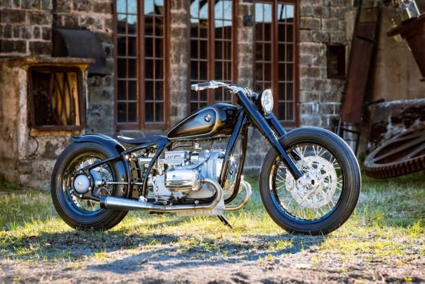 BMW'nin özel motosikleti R5 - Page 1
