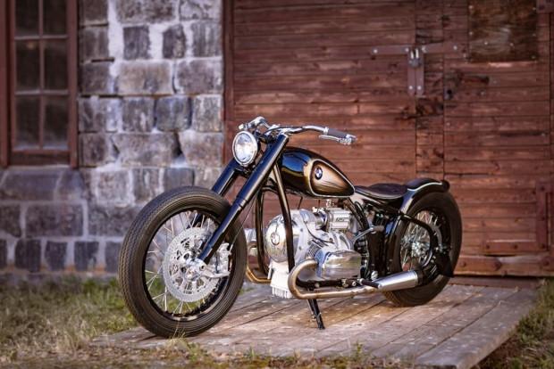 BMW'nin özel motosikleti R5 - Page 2
